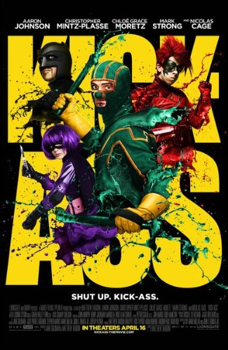 Kick Ass Movie Poster