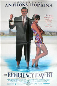 The Efficiency Expert Movie Poster