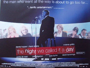 The Night We Called It a Day Movie Poster