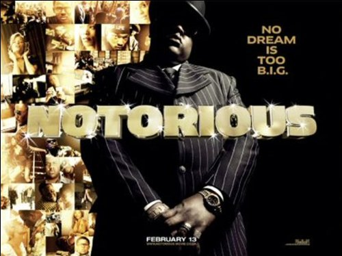 Notorious Movie Poster