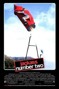 Jackass: Number 2 Movie Poster