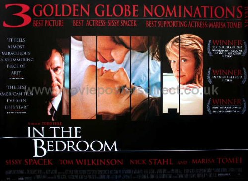 In The Bedroom Movie Poster
