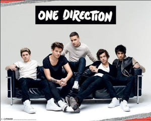 One Direction (Sofa) - Mini Poster - 40cm x 50cm