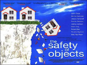 The Safety of Objects Movie Poster