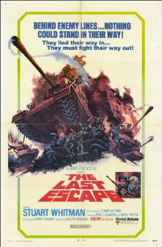 The Last Escape Movie Poster