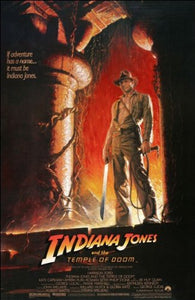Indiana Jones and the Temple of Doom Movie Poster