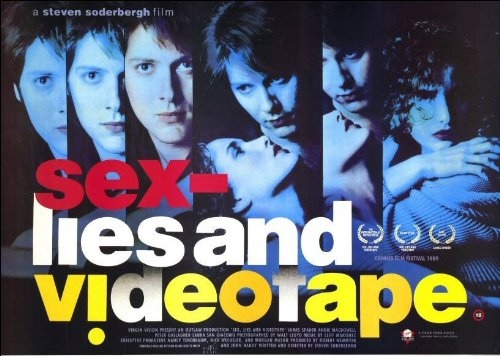 Sex Lies and Videotape Movie Poster