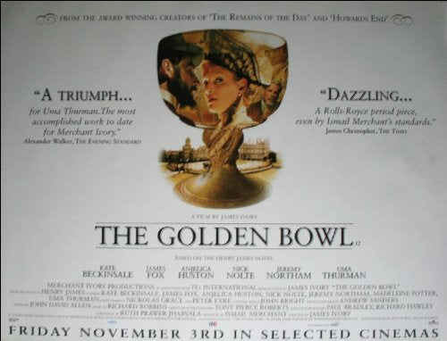 The Golden Bowl Movie Poster