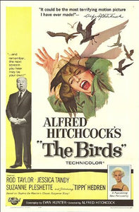 The Birds Movie Poster