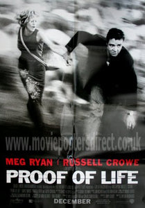 Proof of Life Movie Poster
