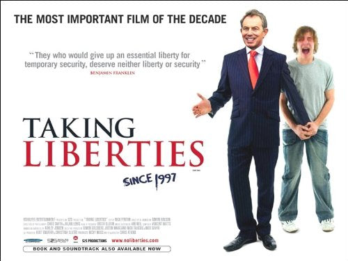 Taking Liberties Movie Poster