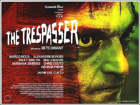 The Trespasser Movie Poster