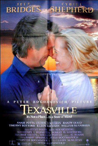Texasville Movie Poster