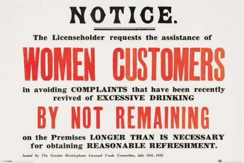 Women Customers
