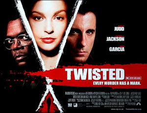 Twisted Movie Poster