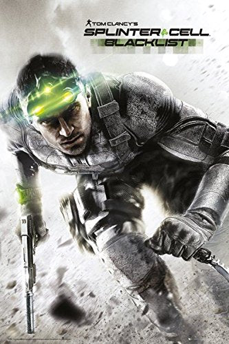 Splinter Cell Cover Maxi Poster 61x91.5cm