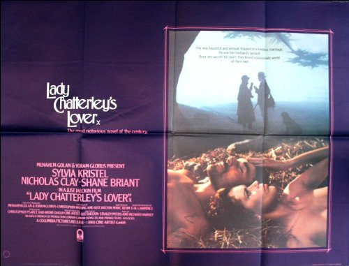 Lady Chatterley's Lover Movie Poster