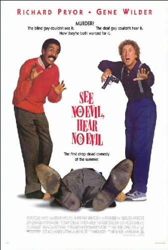 See No Evil Hear No Evil Movie Poster