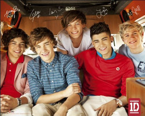 One Direction (Group) - Mini Poster - 40cm x 50cm