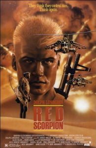 Red Scorpion Movie Poster