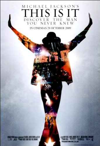 Michael Jackson - This is It Original Mini Poster