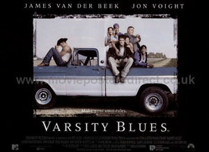 Varsity Blues Movie Poster