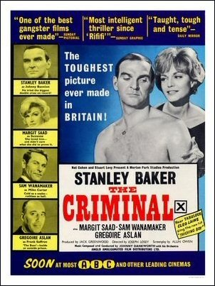 The Criminal Art Print Poster