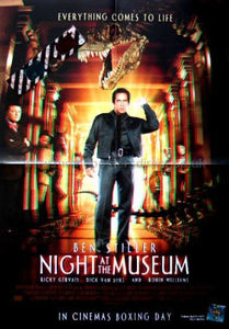 Night at the Museum Original Mini Poster (3D)