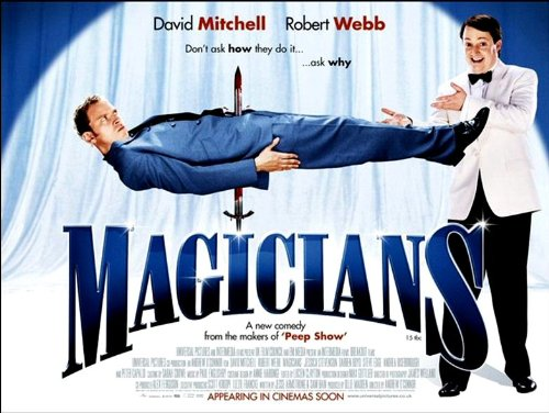 Magicians Movie Poster