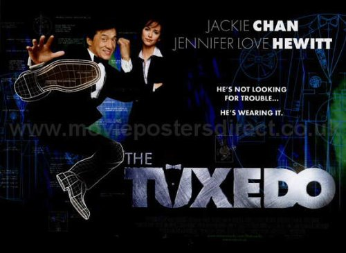 The Tuxedo Movie Poster