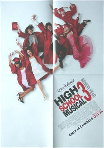 High School Musical 3 Original Mini Poster