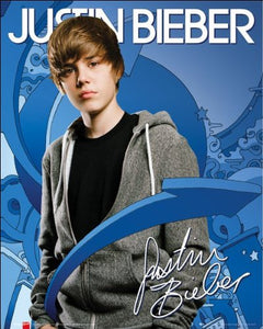 Justin Bieber (Arrows) - Mini Poster - 40cm x 50cm