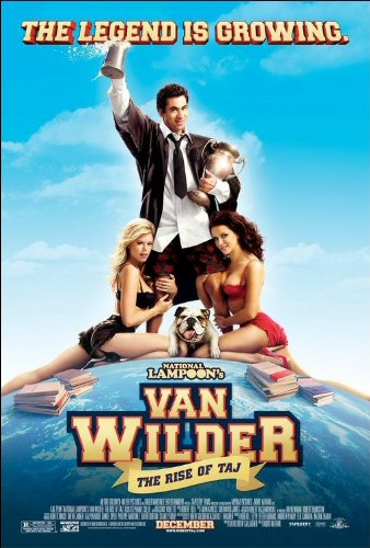 Van Wilder 2: The Rise of Taj Movie Poster