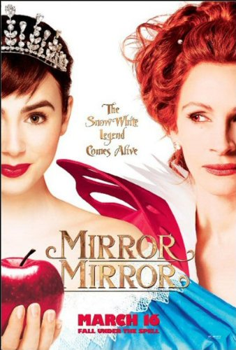 Mirror Mirror Movie Poster