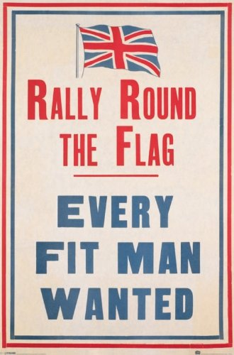 Rally Round The Flag - Maxi Poster - 61cm x 91.5cm