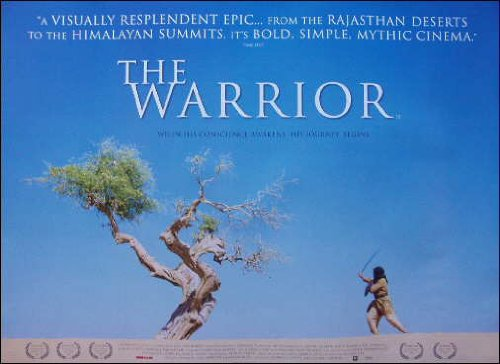 The Warrior Movie Poster