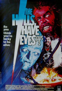 The Hills Have Eyes Part 2 Movie Poster