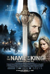 In the Name of the King Movie Poster