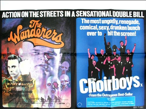 The Wanderers / The Choir Boys Movie Poster