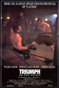 Triumph of the Spirit Movie Poster