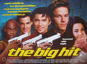 The Big Hit Movie Poster