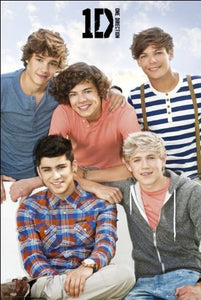 One Direction (bench) - Maxi Poster - 61cm x 91.5cm