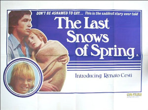 The Last Snows of Spring Movie Poster