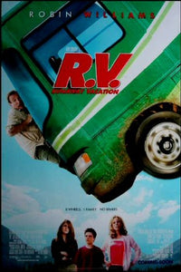 Runaway Vacation Movie Poster