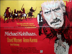 Michael Kohlhaas Movie Poster
