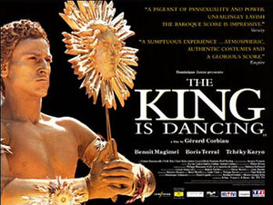 The King is Dancing Movie Poster