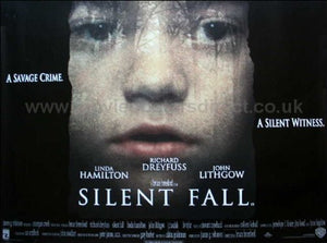 Silent Fall Movie Poster