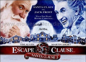 The Santa Clause 3: The Escape Clause Movie Poster