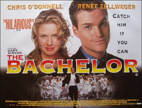 The Bachelor Movie Poster