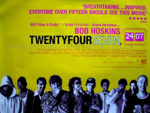 Twenty Four Seven Movie Poster